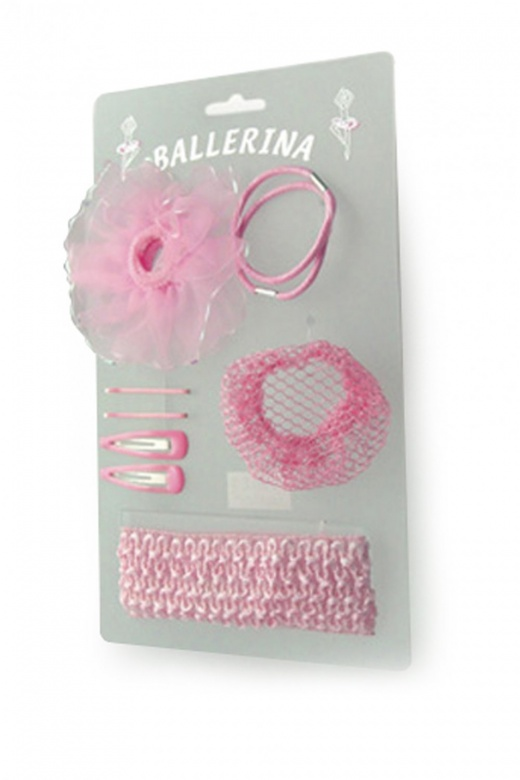 Gifted Dancer Ballerina Hair Accessories Set
