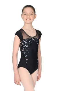 Girls Batilde Butterfly Leotard