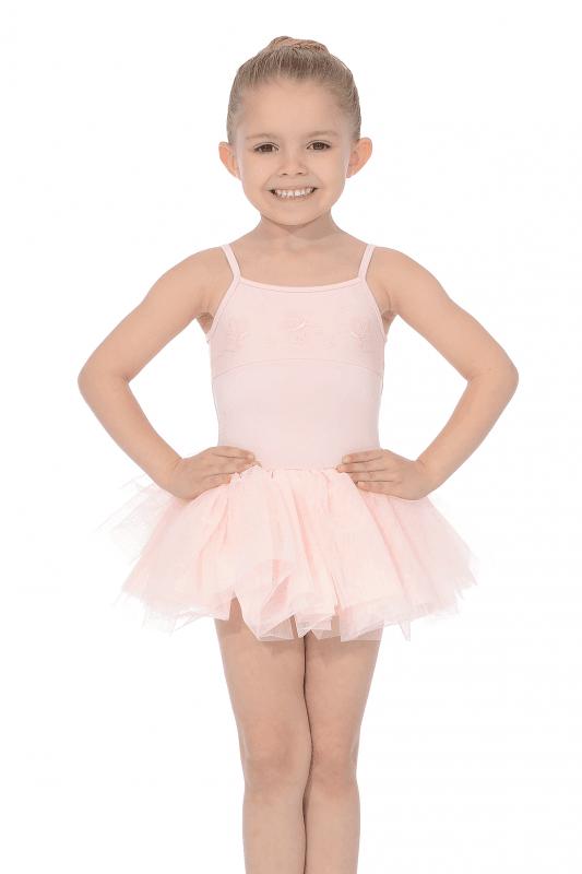 a79a3752c Bloch Girls  Bow Back Camisole Letotard - Children from Dancewear ...