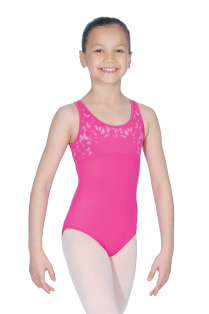 Girls Cyrille Leotard