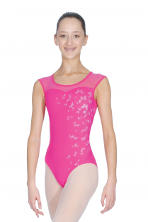 Girls Delphine Leotard