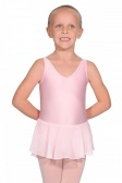 Repetto Girls' Leotard with Chiffon Skirt