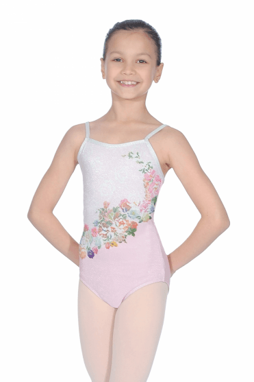 Girls Marlise Camisole Leotard