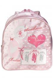 Girls' Pink Back Pack
