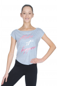 Bloch Girls Quinta T Shirt