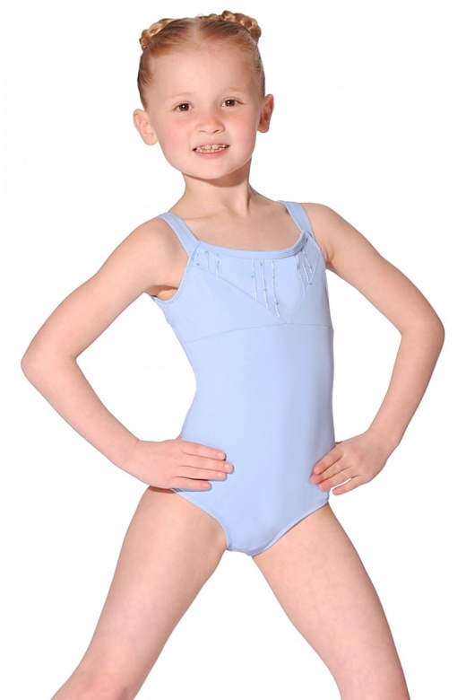 Mirelle M322 Girls Sequin Tank Leotard Dancewear Central