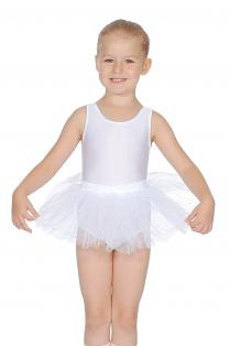 Girls' Tutu Skirt with Bow Back