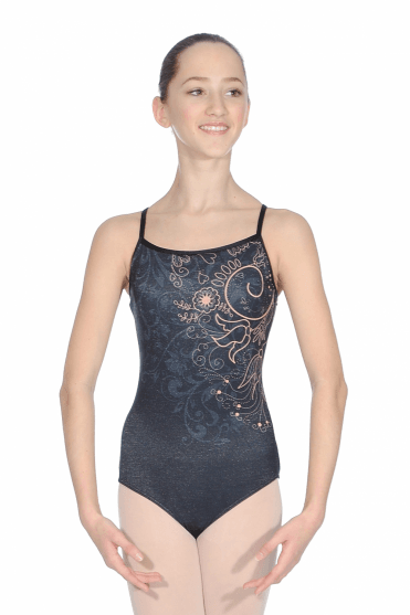 Grace Cami Girls Leotard