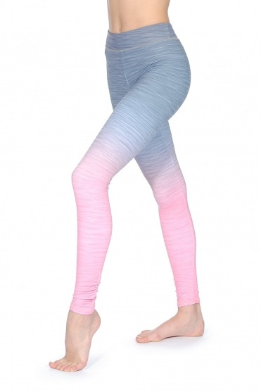 Gradient Print Leggings