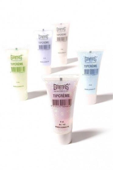 Iridescent Tip Glitter Cream