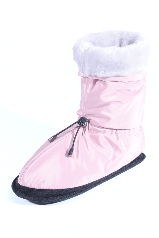 Grishko Faux-fur lined warm up boots