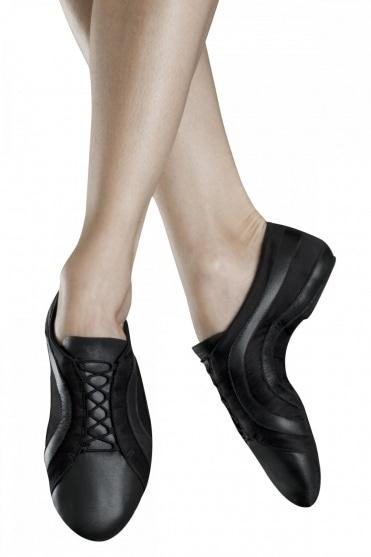 Hi Arc Leather Jazz Shoes
