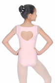 Capezio I Love You Berry Much Girls Leotard