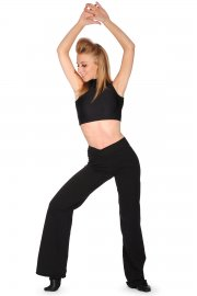Jade Straight Leg Jazz Pants