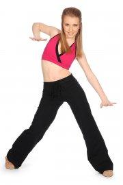 Jaelyn Wide Leg Dance Pants