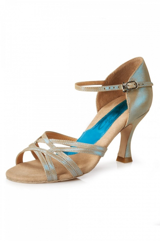 Capezio Katusha Strappy Latin Sandals