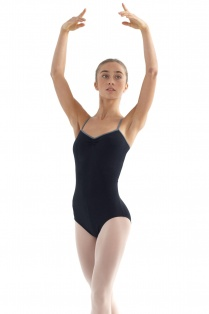 Ladies' Camisole Leotard with Cut Away Back