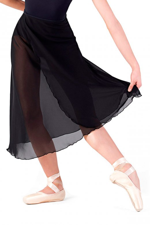 So Danca Ladies Crepe Skirt
