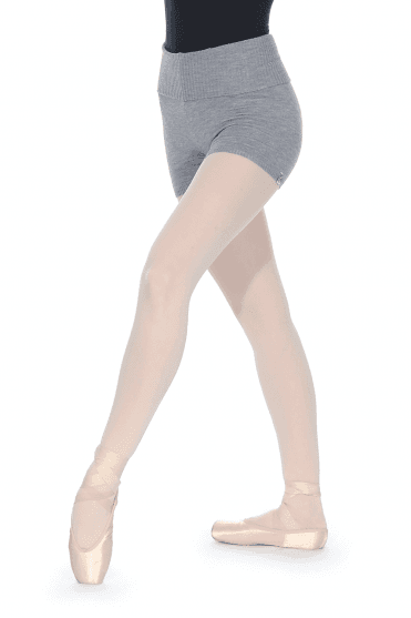 Ladies Foldover Boyshort Capezio