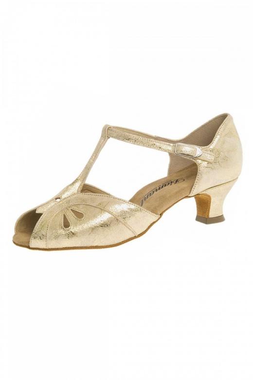 Diamant Ladies' Leather Social Shoes