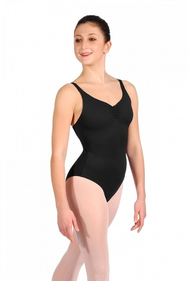 Ladies' Leotard with Cut-Out Back
