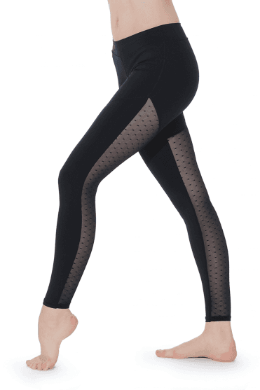Ladies' Mesh Leggings