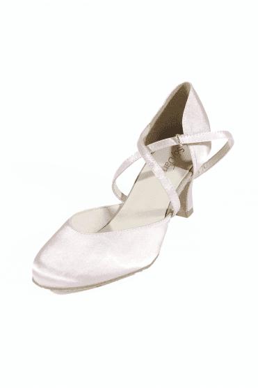 a0e85af8d237 Ladies  Satin Ballroom Shoes