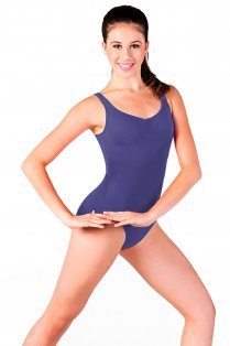 Ladies' Sleeveless Bow Back Leotard