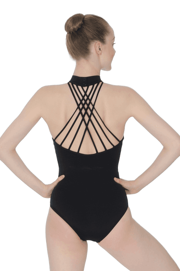 Ladies Strappy Back Leotard