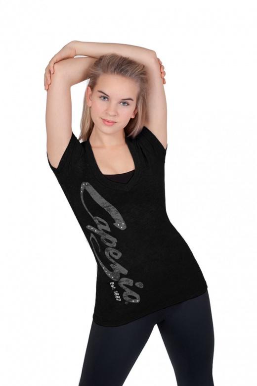 Capezio Ladies' V-Front T Shirt
