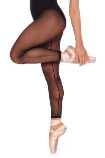 Laetitia Ladies Footless Tights