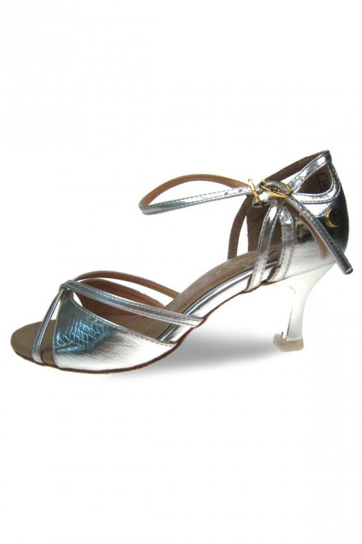 DanceAmo L'Aquila Ladies Ballroom Shoes