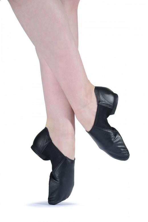Leo Ladies' Gioflex Slip On Jazz Boots