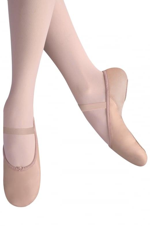 Leo Neoprene Heel Ballet Shoe