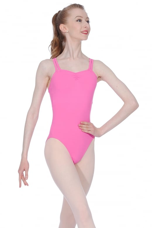 So Danca Light/Mesh Lycra Leotard