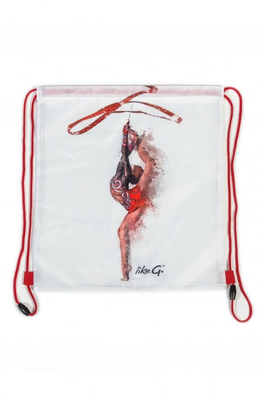 LikeG Drawstring Bag