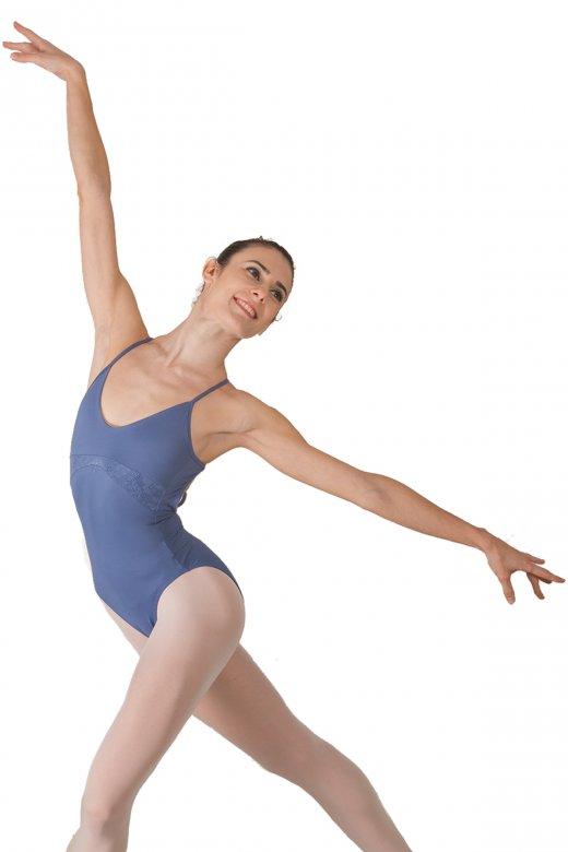 Ballet Rosa Linda Ladies' Sleeveless Leotard