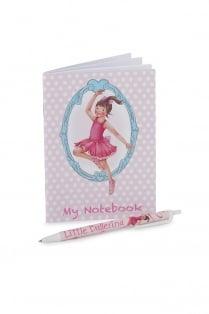 Ballet Notebook and Pen Set