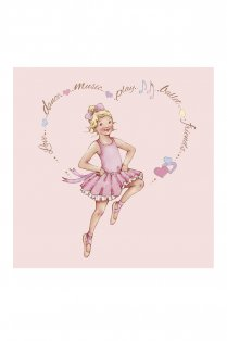 Heart Melissa Greetings Card