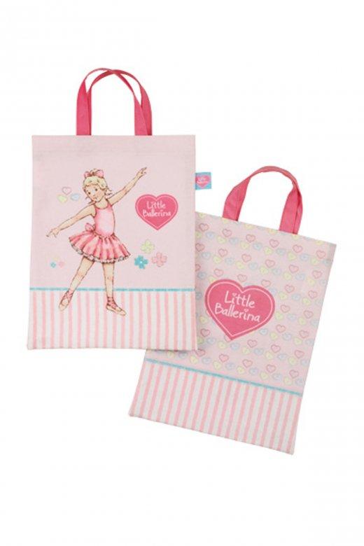 Little Ballerina Melissa Tote Bag