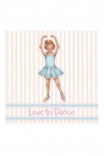 Stripe Isla Greetings Card