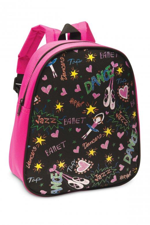 Danshuz Little Dancers Doodle Backpack