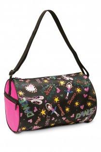 Little Dancer's Doodle Duffle Bag