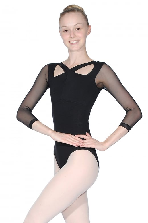 So Danca Long Sleeve Leotard