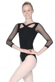 Long Sleeve Leotard