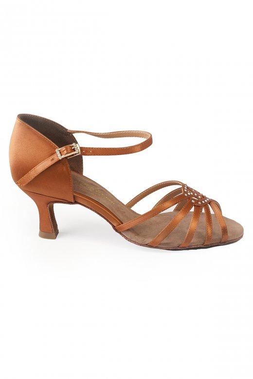 Electric Ballroom Louise Diamante Ballroom Shoes
