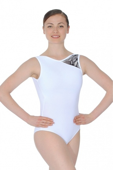 Low Back Tank Style Leotard