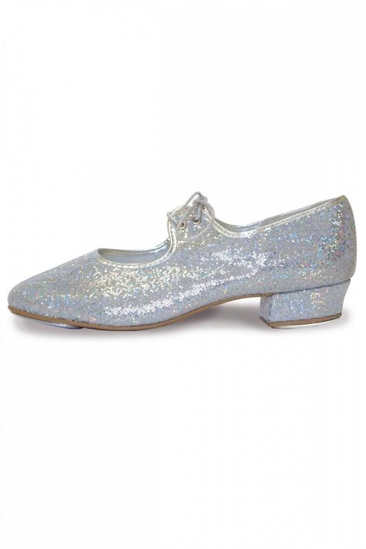 Black Danshuz Youth Value Comfort Tap Shoes