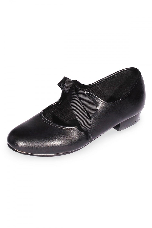 Girls Low Heel Tap Shoes Roch Valley Low Heel Tap Shoes