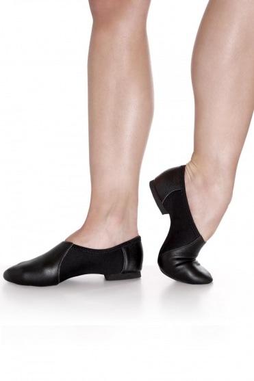 Low-Profile Split Sole Jazz Shoe